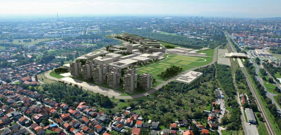 Bor Borongaj University Campus Urban Planning Architects Avp