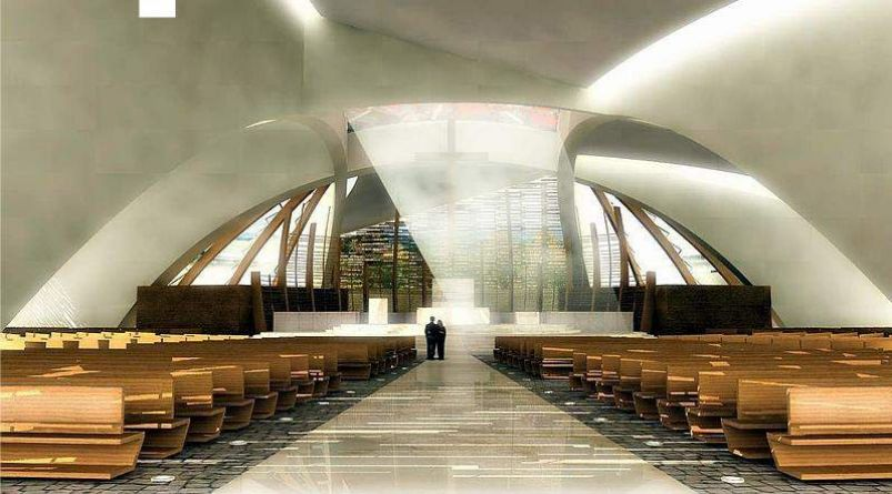 catedral cancun-green project-mexico- erick velasco farrera, avp arhitekti, architecture and sustainable design
