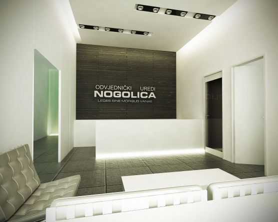 NOGOLICA offices, interior design- avp arhitekti, erick velasco farrera