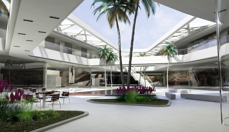 STMSANTELMO Housing And Retail Development Avparchitects Architecture
