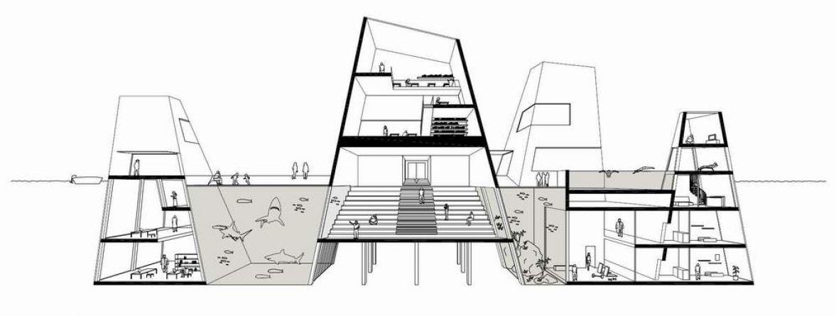 Bal Bali Research Center Architecture Avp Avp