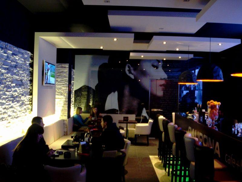 Bol Caupona Cafe Bar Architecture Interior Design Avp