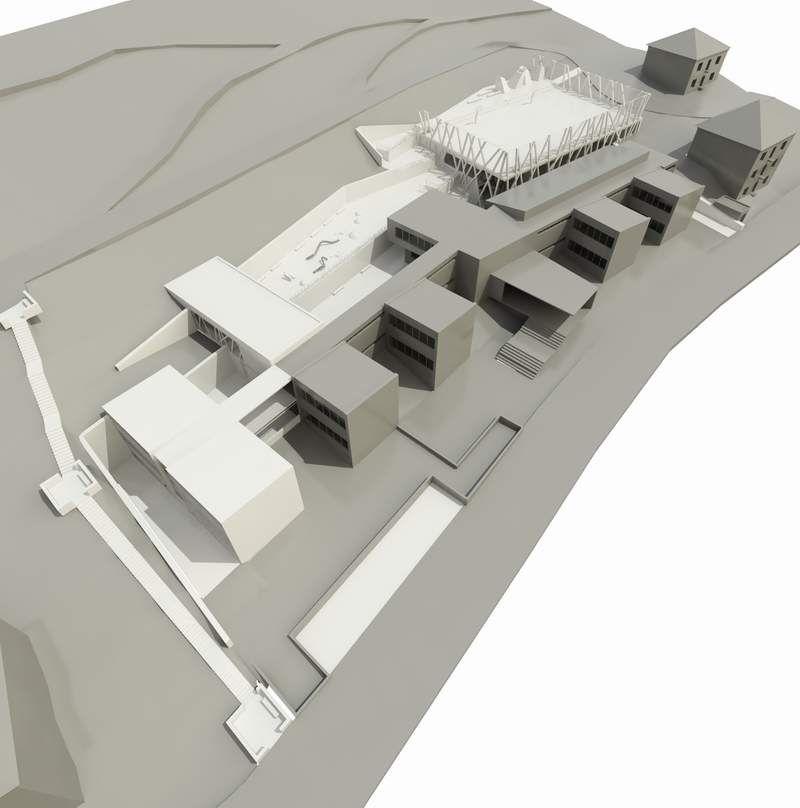 ksa ksaver elementary school architecture avp