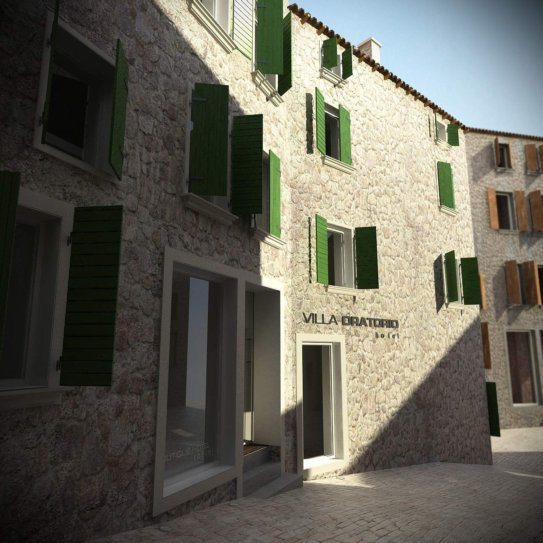 Rov boutique hotel rovinj urbanism interior design for A boutique hotel
