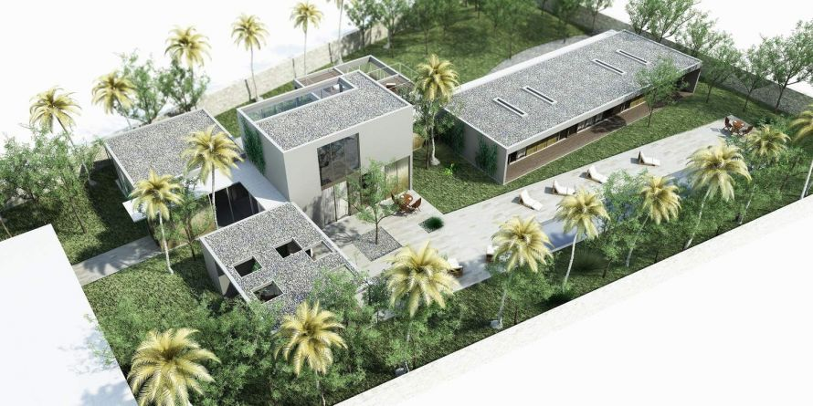 Sea seaside country beach house housing architect for Small house design competition